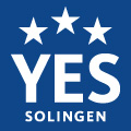 YES Solingen Logo