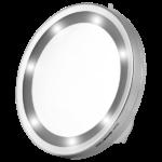 LED Spiegel mit Saugnäpfen