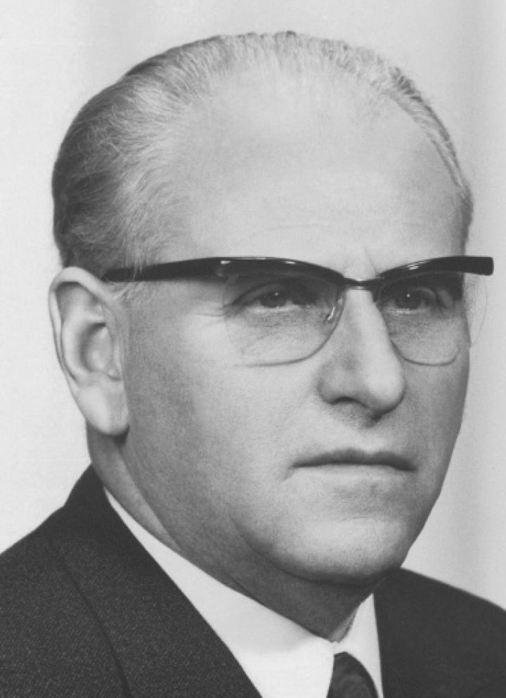 Erich Becker Firmengründer
